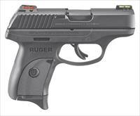 Ruger LC9s 9mm 3.12in HiVis Sight