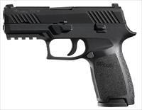Sig Sauer P320 Carry 9mm 3.9in
