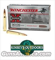 Winchester .30-06 Springfield 180 Gr SP