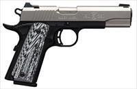 Browning 1911-380 Black Label Pro SS Full Size .380acp