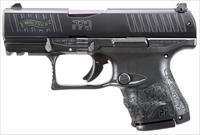 Walther PPQ M2 Sub Compact 9mm 3.5in Black