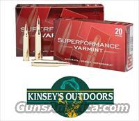 Hornady Superformance Varmint .222 Rem 50 g