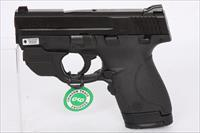 Smith & Wesson M&P40 Shield .40S&W 3.1in Green CTC
