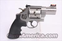 S&W 629 1/2in .44 SS Backpacker