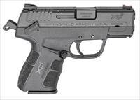 Springfield XDE 9mm 3.3in Melonite Finish 9rd