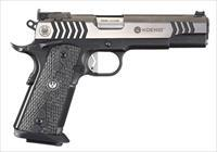 Ruger SR1911 Koenig Ultimate Champ 9mm 5in