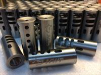 6x45 Muzzle Brake 1/2x28 TPI Long Range High Performance