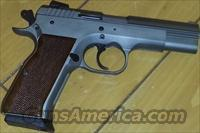 Tanfoglio Combat Wood 10mm