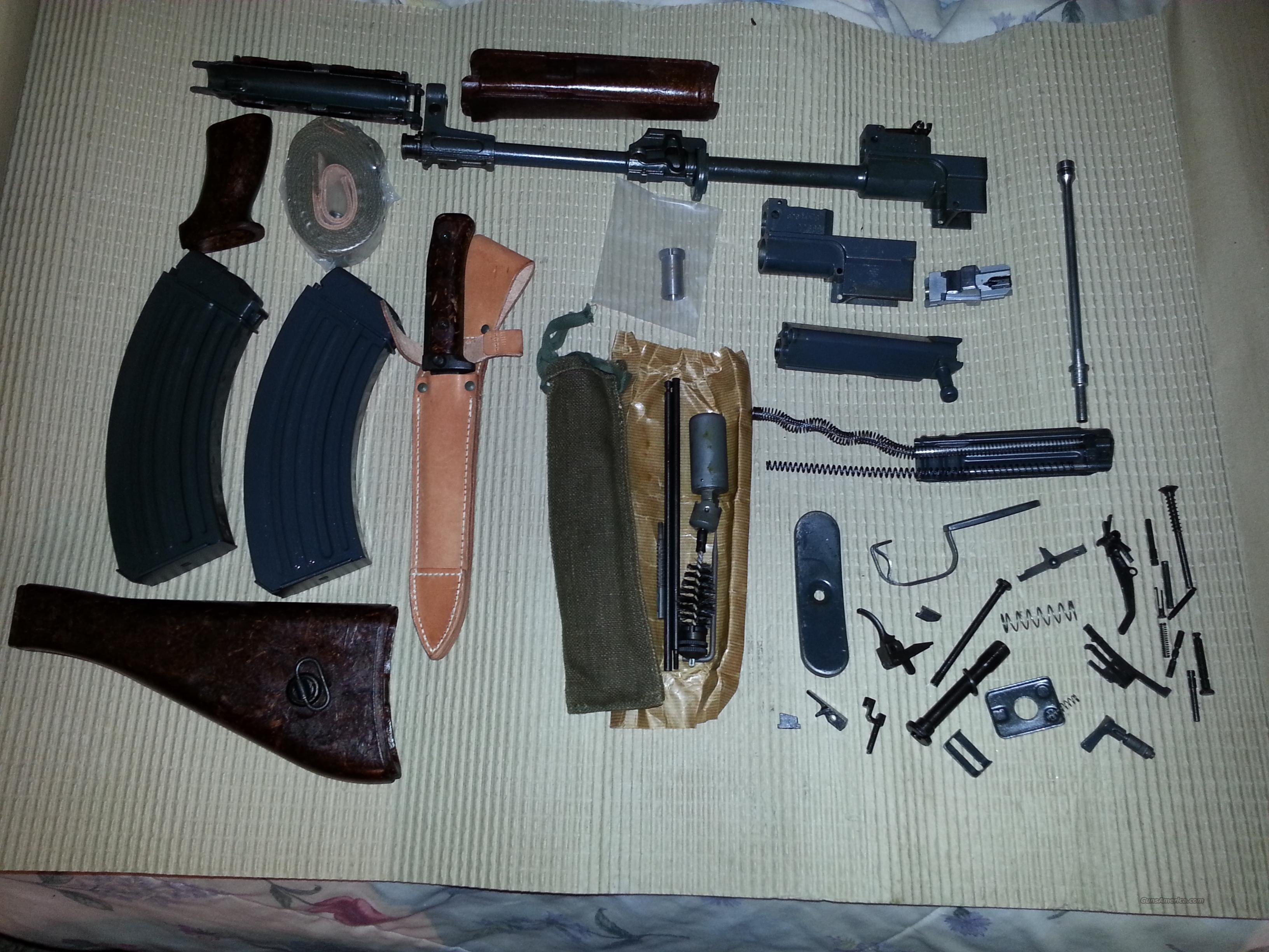 Pre Ban VZ - 58 Parts Kit