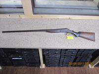 Montgomery Ward Super Dreadnaught 1929 Shotgun