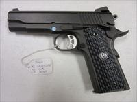 Ruger SR1911CMD Black