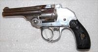 Iver Johnson .32 revolver