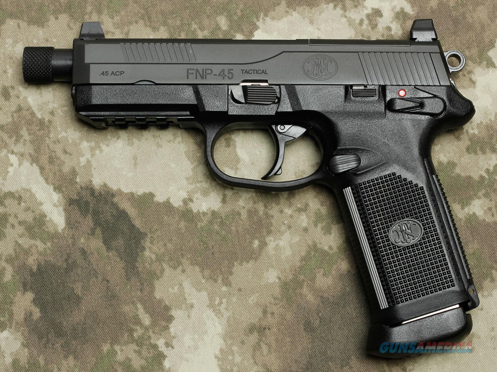 FNX-45 Tactical : guns