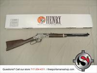 Henry Silverboy .17 HMR Rifle New SIlver Finish Rifle