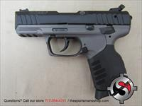 Ruger SR22 Tungsten .22 Long Rifle