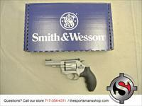 Smith & Wesson 317 .22LR Kit Gun New 8 shot