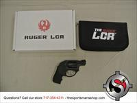 Ruger LCR 9mm Revolver New