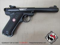 "Ruger Mark IV Target .22 Long Rifle 5.5"" BBL"