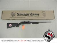 Savage A17 17 HMR Semi Automatic Rifle New!