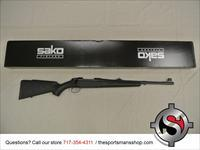 Sako model 85 Black Bear .308 Win Rifle New