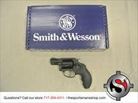 Smith & Wesson model 360J .38 Special +P Revolver New