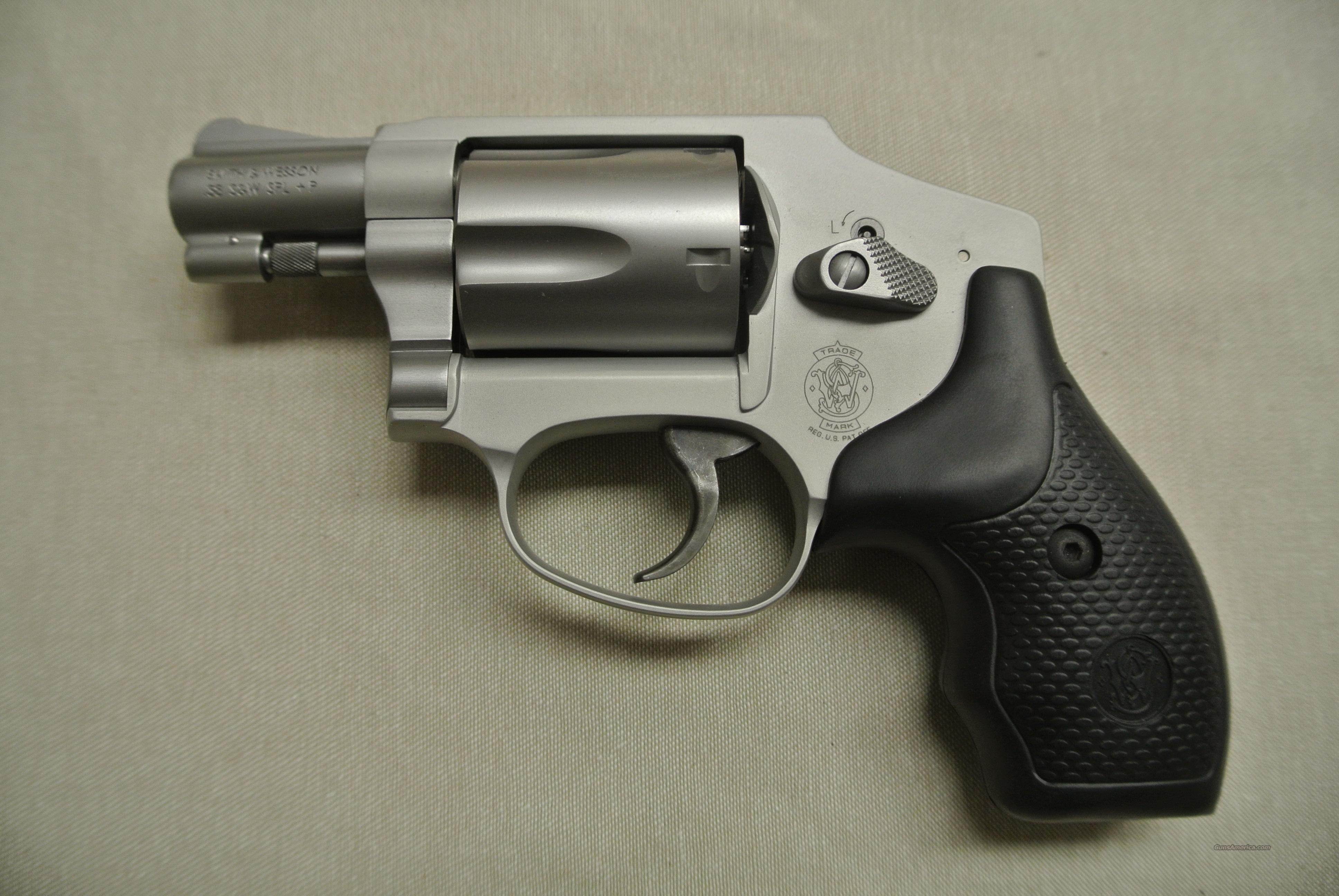 Smith & Wesson 642 .38 Special Airweight Revolv... for sale
