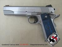 Colt 1911 Stainless Steel Competition 9MM