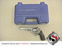 "Smith & Wesson 629 .44 Magnum Revolver 6"" bbl New"