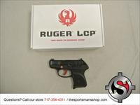 Ruger LCP - C Custom .380 Pistol New in Box