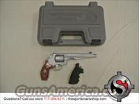Smith & Wesson 629 Performance Center 44 Magnum Revolver New