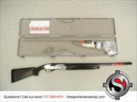 Benelli ETHOS Engraved Nickel-Plated Receiver 12GA