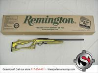Remington model 597 Yellow Jacket 22LR Rifle New 80850