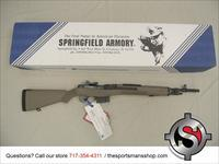Springfield M1A Scout Squad Flat Dark Earth 308/7.62 New