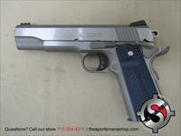 Colt Stainless Steel Competition 45 ACP