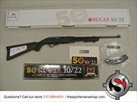 Ruger 10/22 .22LR Collector Series Rifle New