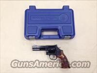 "Smith & Wesson 586 Classic .357 Magnum Revolver Blued Finish New 150909 4"" barrel"