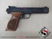S&W Model 41 Target Pistol .22 Long Rifle 5.5""