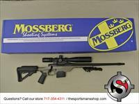 Mossberg MVP LC Tan 7.62 NATO New 27777 w Scope