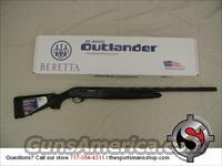 "Beretta A300 Outlander 12 Gauge 28"" barrel Black Synthetic Shotgun!"