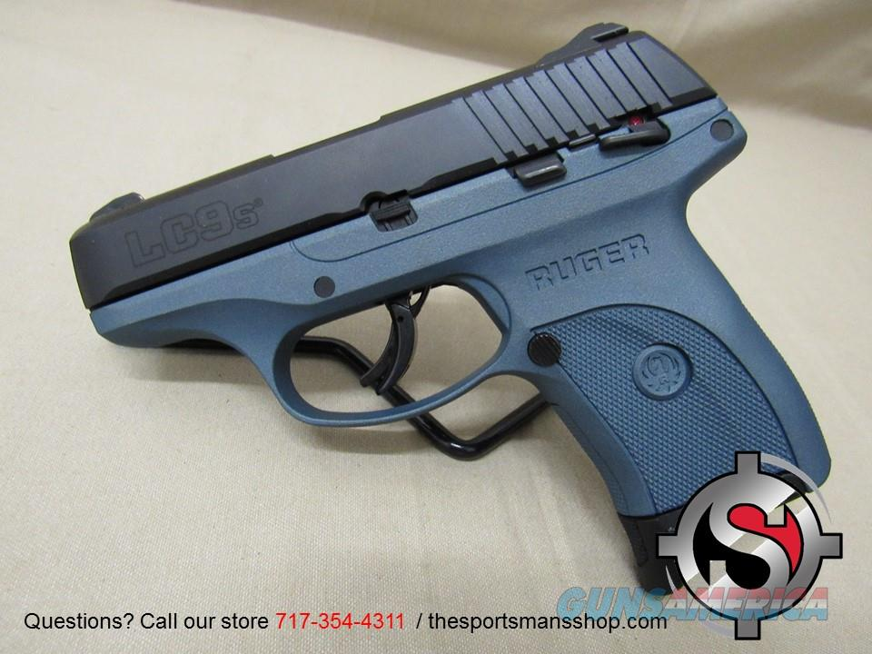 ruger lc9s 9mm in blue titanium color for sale. Black Bedroom Furniture Sets. Home Design Ideas
