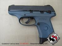 Ruger LC9s 9mm in Blue Titanium Color