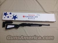 Ruger American Rimfire Compact .17 HMR Rifle