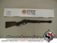"Henry .45-70 Government Lever Action Rifle H010 New 18"" barrel"