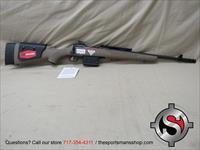 "Savage Model 11 Scout .308 Winchester 18"" Barrel"