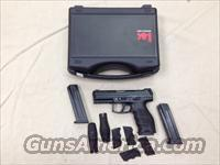 New HK VP9 LE 9mm Pistol With Night Sights and 3 Magazines! NIB