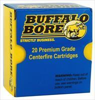 BUFFALO BORE AMMO .32HRM +P 100GR. JHP 20-PACK