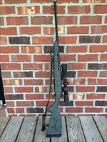 "Mossberg 4x4 Rifle 308 Winchester 24"" Matte Blue/Synthetic 4+1 ( USED)"
