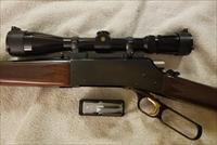 Browning BLR 81 with Steel Receiver, leupold scope