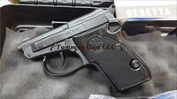 Beretta 21 Bobcat 22 LR Black Slide NEW in BOX