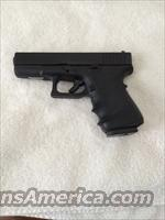 Glock 23 40 caliber semi-automatic Generation3